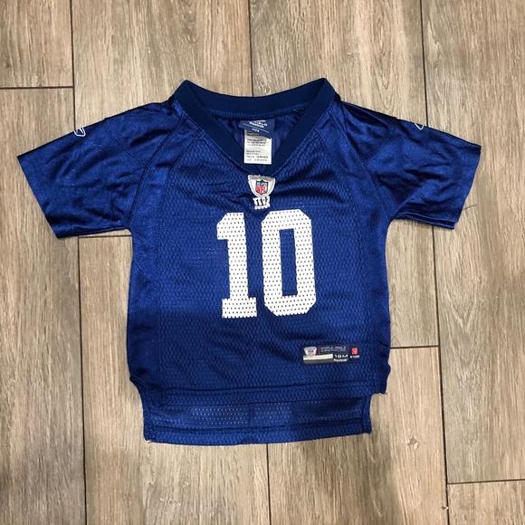 eli manning toddler jersey